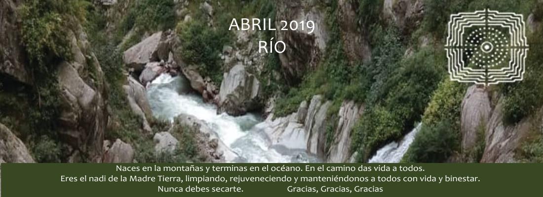Abril 2019- Río