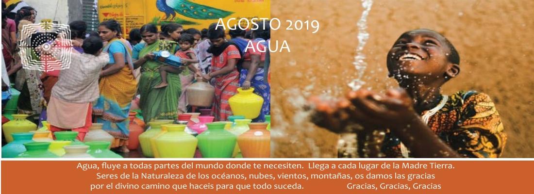 Agosto 2019- Agua