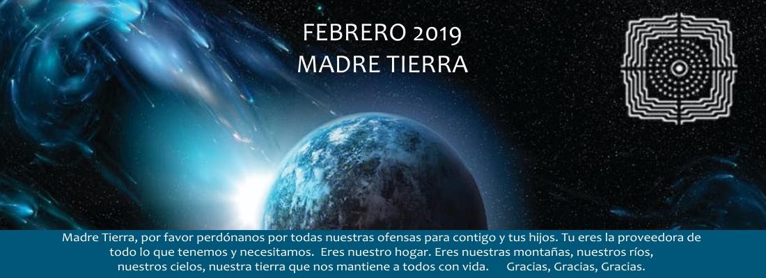 Febrero 2019 - Madre Tierra