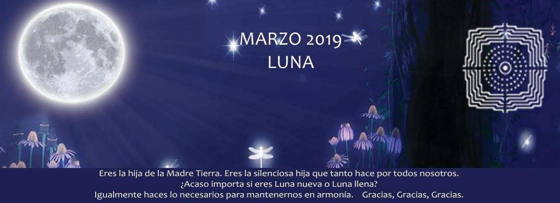 Marzo 2019- Luna