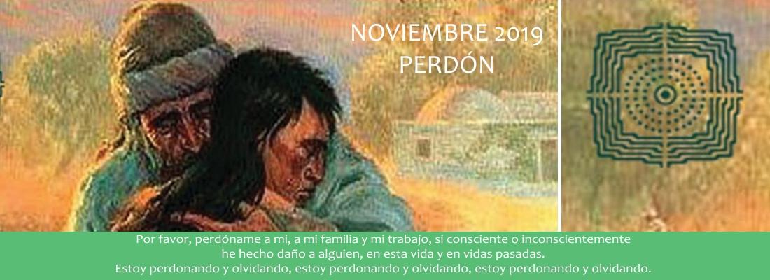 Noviembre 2019- Perdón