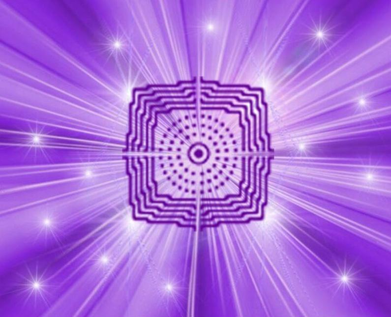 Prana Violet Healing- Sanacion Pranica Violeta