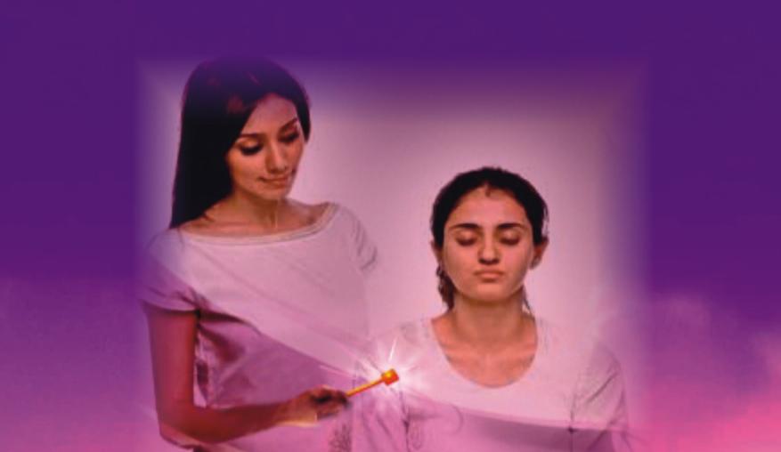 prana violet healing