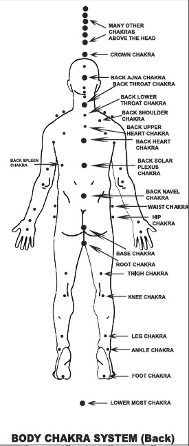 sistema chakras traseros