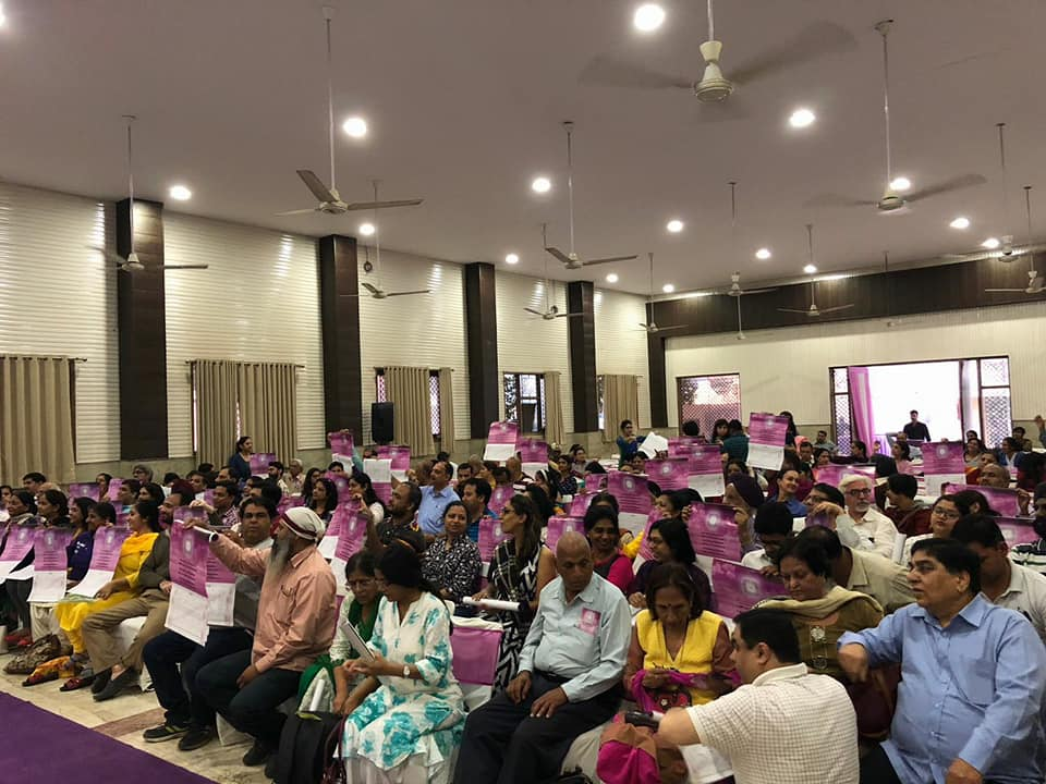 New Delhi, India 2018