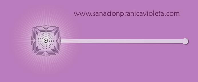 Varita - Wand - Prana Violet Healing - Sanacion Pranica Violeta