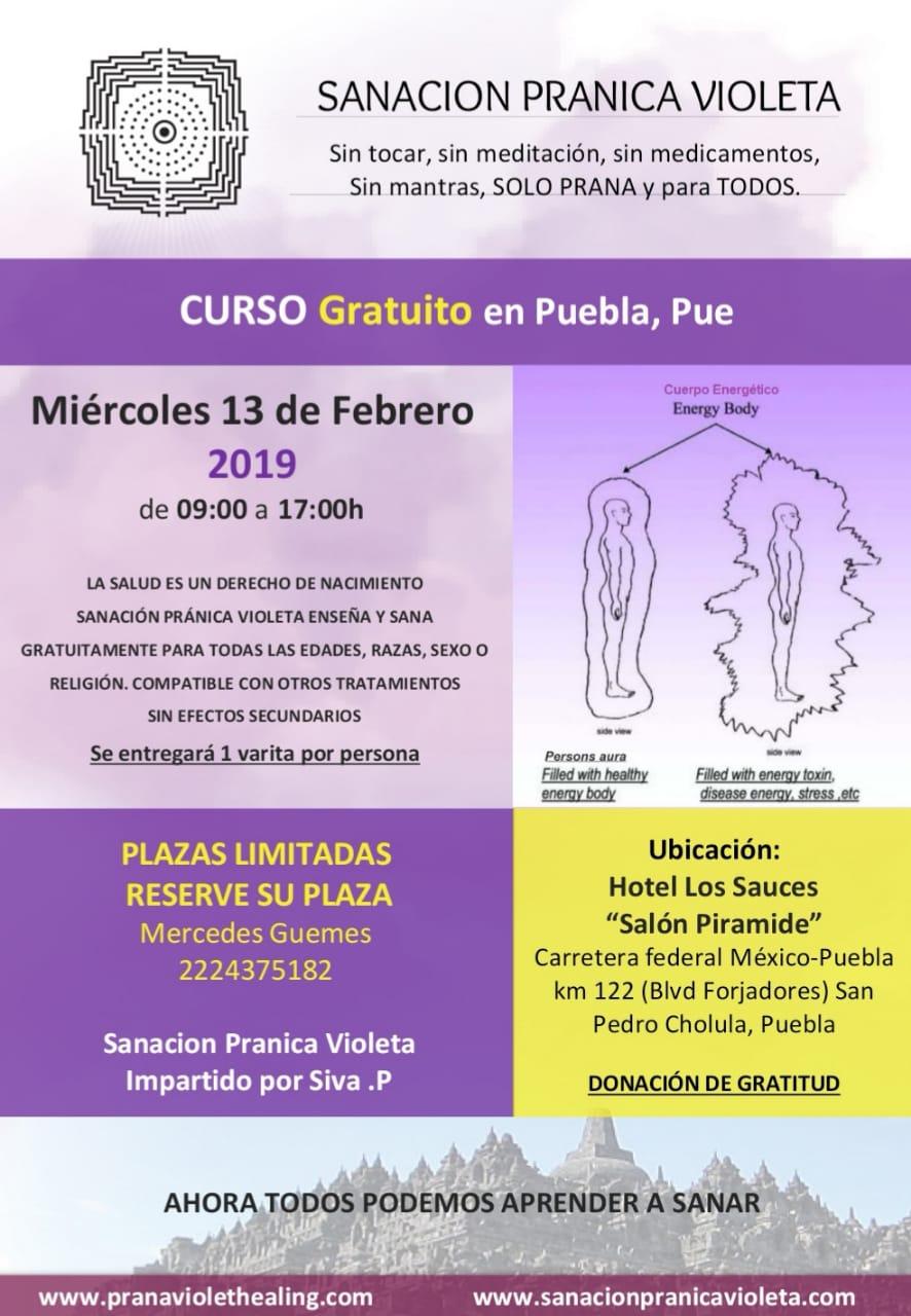 Puebla 13 feb 2019
