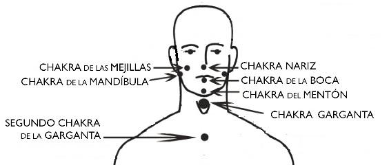 sistema de chakras ronquidos