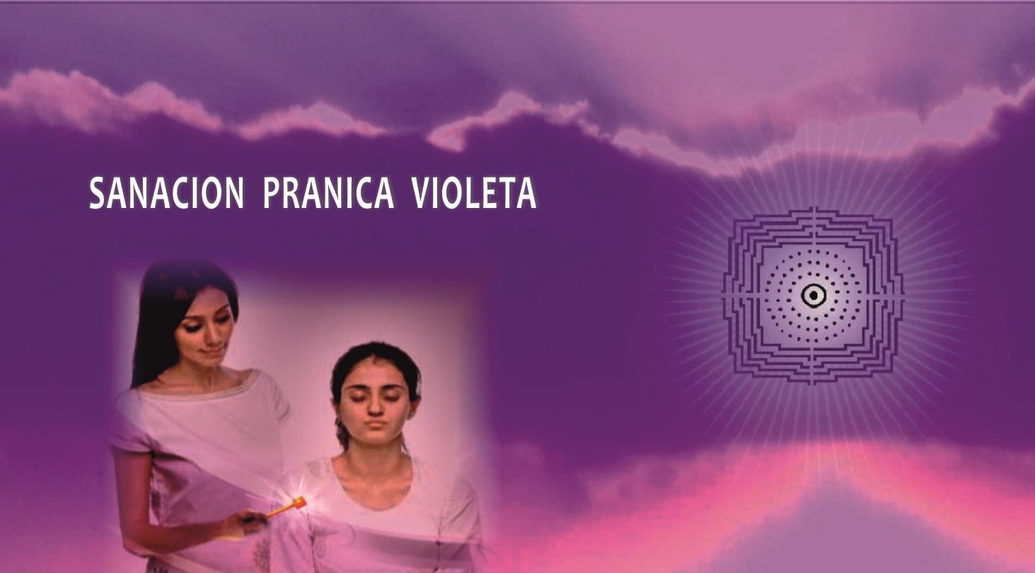 Sanacion Pranica Violeta