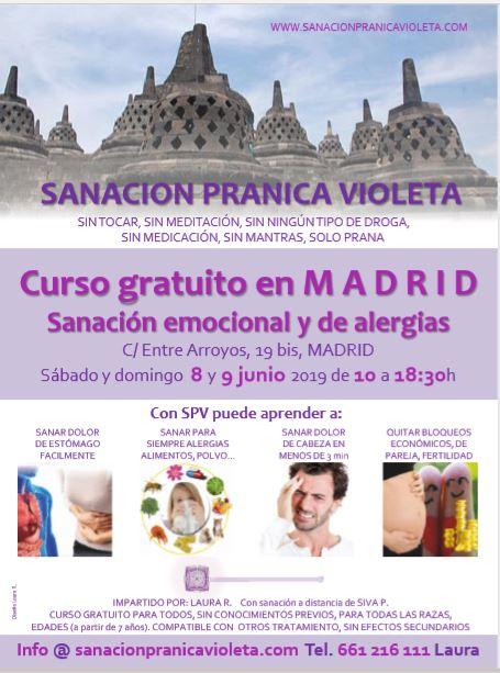 Madrid jun 19