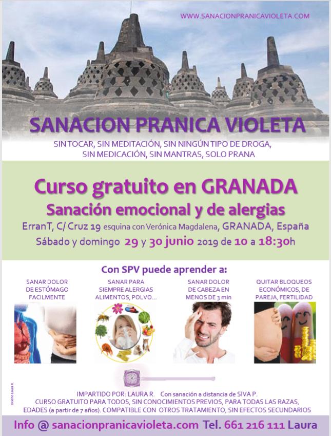 Granada junio 2019