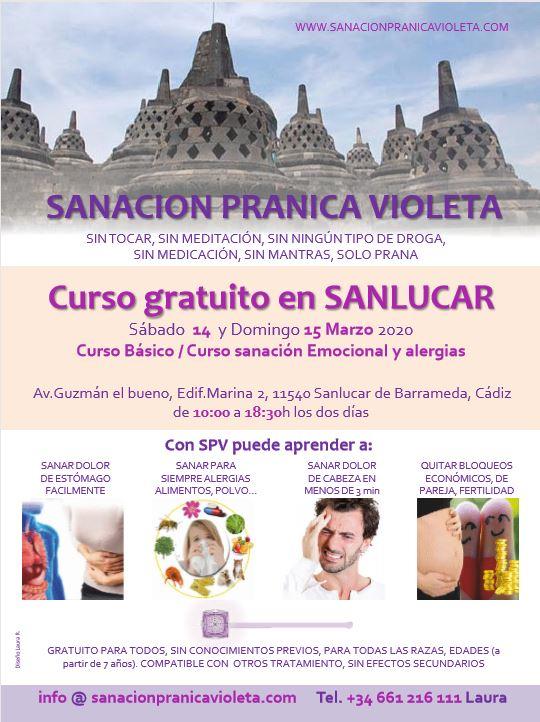 CARTEL Sanlucar 2020