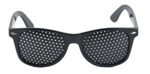 gafas reticulares -estenopeicas
