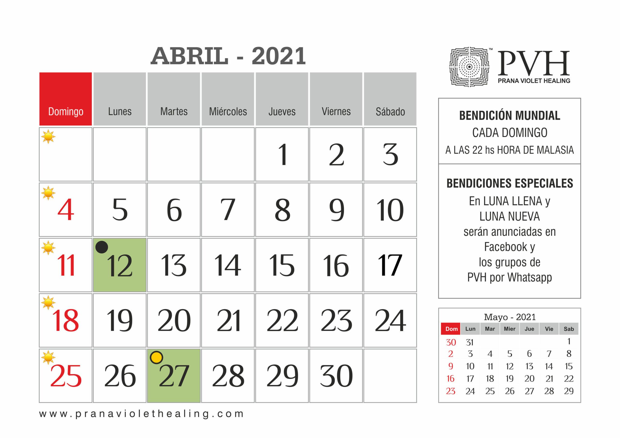 10 April 2