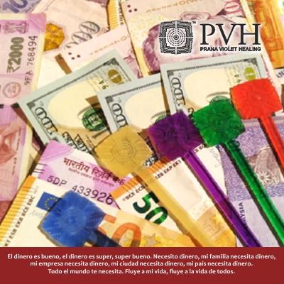 dinero, prosperidad, abundancia