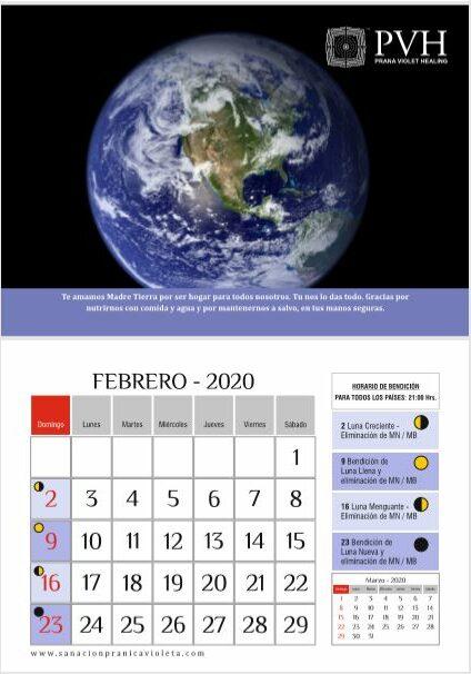 2 Calendario 2020 FEBRERO A3