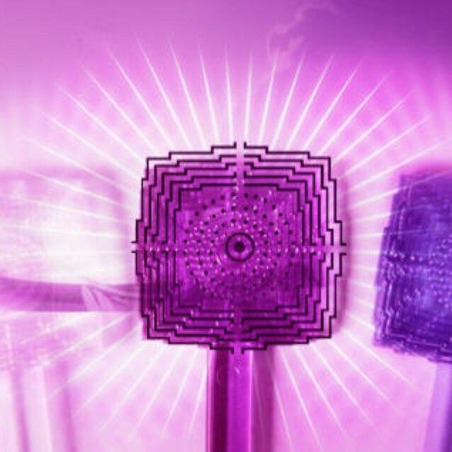 varita sanacion SPV- healing wand PVH